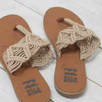 Setting Free Billabong Sandal