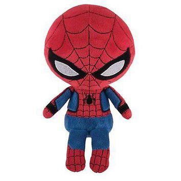 Funko Hero Plushies Marvel New Suit Spiderman Action Figure