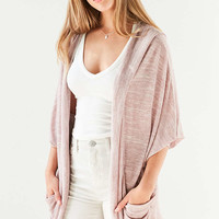 Silence + Noise Dallas Cocoon Cardigan - Urban Outfitters
