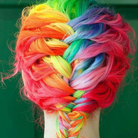 Hair Chalk  Hair Chalking Pastels  Temporary Hair by SexyHairChalk