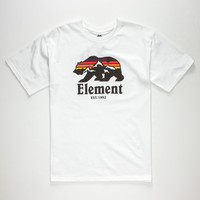 ELEMENT Horizon Mens T-Shirt | Graphic Tees