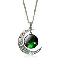Star Sign Pendant Necklaces