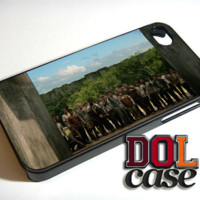 The maze runner Movie Poster iPhone Case Cover | Free Shipping | Alpa 297
