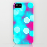 Bokehs III iPhone & iPod Case by Rain Carnival