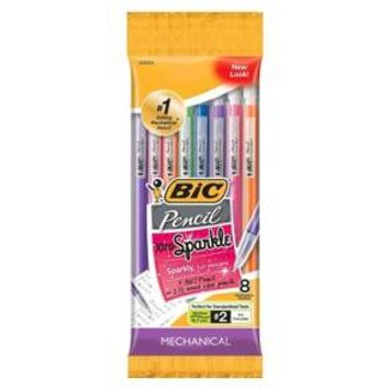 Bic Shimmers 8ct 0.7MM Mechanical Pencil : Target