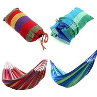 High Quality Portable Outdoor Hammock