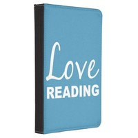 Love Reading Kindle Cover