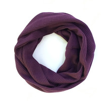 Childrens Scarf Toddler Scarf Kids Scarf Girl Scarf Purple Childrens Infinity Scarf  Holiday Gift Ready To Ship
