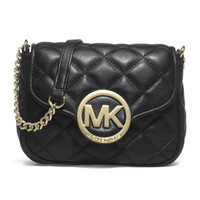 MICHAEL Michael Kors Small Fulton Quilted Crossbody