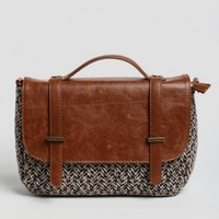 Leicester Square Tweed Bag