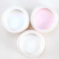 1 pcs Acrylic Powder Nail Art Tools Acrylic Nail Kit Acrylic Nail Powder Acrylic Liquid Pink/White/Clear Color Options