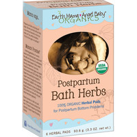 Postpartum Bath Herbs | Earth Mama Angel Baby