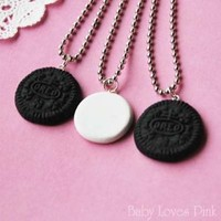 Cookie Best Friends Necklace - Set of 3