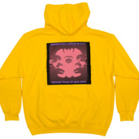 Supernatural ESP Patch Print Hoodie (M & XL Only)
