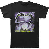 Metallica Men's  Creeping Death T-shirt Black Rockabilia