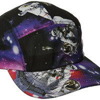neff Men's Crazy Camper Cap, Space, One Size