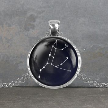 Ursa Major Constellation Pendant