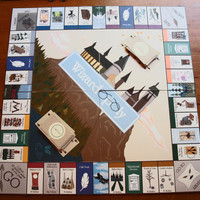 Wizardopoly: A Harry Potter and Monopoly Based Board Game