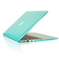 """NEW ARRIVALS! Crystal Tifany BLUE Hard Case Cover for Macbook Air 13"""" A1369"""