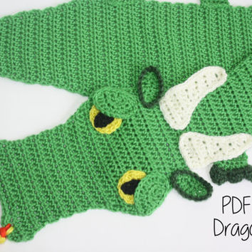Handmade Crocheted Amigurumi Pokemon Charizard Dragon by The ... | 354x354