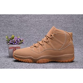 Nike Air Jordan Retro 11 High OG Wheat