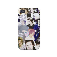 Harry styles collage iPhone 4/4s/5 & iPod 4/5 Case