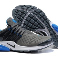 """Nike Air Presto"" Unisex Sport Casual Breathable Engraving Mesh Surface Sneakers Couple Running Shoes"