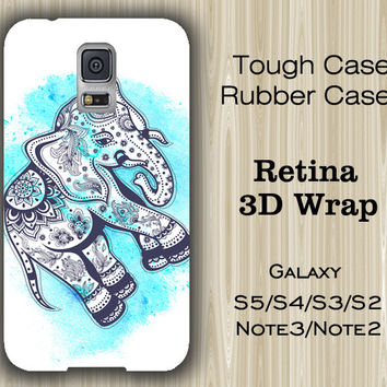 Teen Elephant Samsung Galaxy S5/S4/S3/Note 3/Note 2 Case