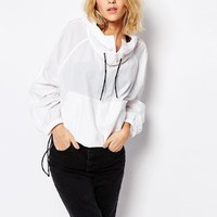 Carhartt WIP   Carhartt Pullover Jacket With Front Pocket Detail at ASOS