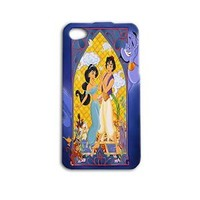 Cute Stained Glass Aladdin Disney Phone Case iPhone iPod Funny Genie Cool