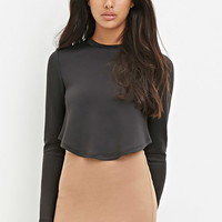 Rounded-Hem Top
