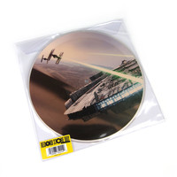 "John Williams: Star Wars The Force Awakens - March Of The Resistance / Rey's Theme (Pic Disc) Vinyl 10"" (Record Store Day)"