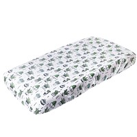 Premium Knit Diaper Changing Pad Cover - Shiloh