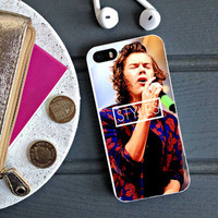 Harry Style One Direction 2 iPhone 5S Case Sintawaty.com
