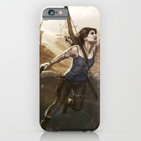 My name is Lara iPhone & iPod Case by Ylenia Pizzetti | Society6