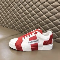 DG  Men Fashion Boots fashionable Casual leather Breathable Sneakers Running Shoes0401yph
