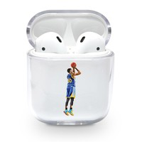Stephy Curry Clutch Jumper Airpods Case