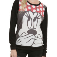 Disney Minnie Mouse Girls Pullover Top