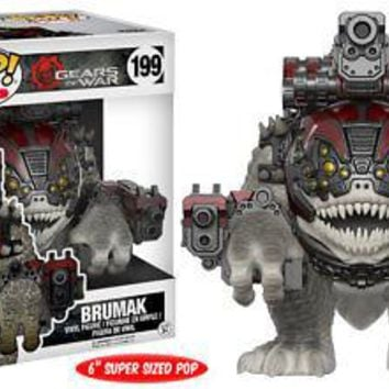 Funko Pop Games: Gears of War - Brumak