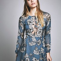 For Love & Lemons Womens Sierra Mini Dress