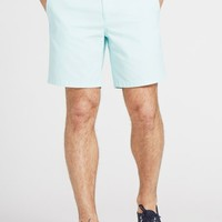 Washed Chino Short - Sky - 7 in