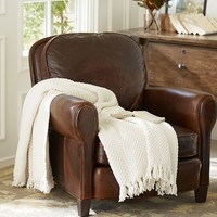 Rowling Leather Armchair
