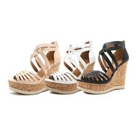 Women's Wedge- Clemence Wedge