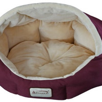 Armarkat Cat Bed 18-Inch Long C08HJH/MH Beige