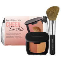 Sephora: bareMinerals : Cheek To Chic : combination-sets-palettes-value-sets-makeup