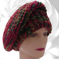Winter Hat, Red Hat, Green Hat, Orange Hat, Multicolor Hat, Slouchy Hat, Red Slouchy, Green Slouchy, Orange Slouchy, Snow Hat, French Beret