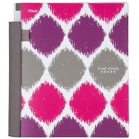 Five Star Style AdvanceNotebook - 2 Subject, 120-Count CR, Grey (72218)