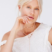 Free People Love Spell Layering Necklace