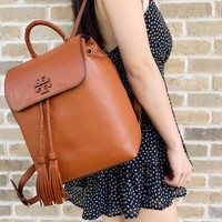 Tory burch Taylor Backpack Desset Spice 2019
