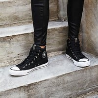 Converse Womens Military Nylon High Top